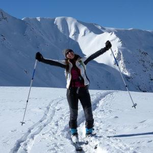 Felicità nello scialpinismo