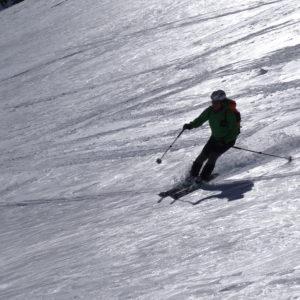 Lo sci alpinismo primaverile