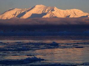 Penisola Antartica - Alba