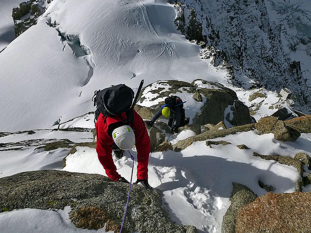 inMont _ Alta montagna _ Aiguille du Midi