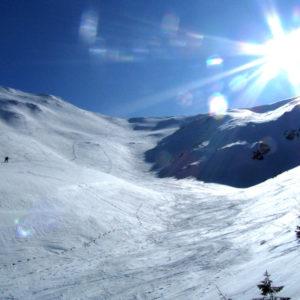 Fantastiche sciate lungo le ampie valli dei monti Tatra