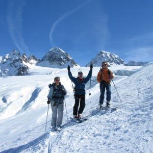 Scialpinismo in Silvretta