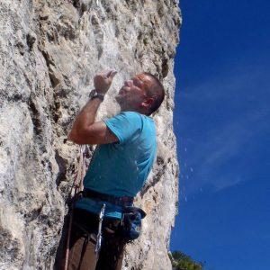 Trieste, arrampicata sportiva