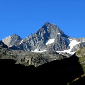 Il Grossglockner visto dal versante di Kals