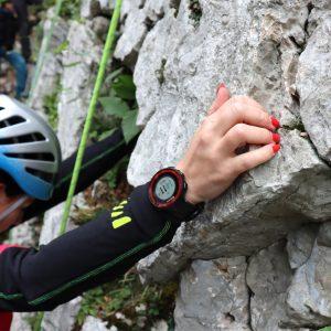 La classe e l'estetica nell'arrampicata sportiva sono fondamentali