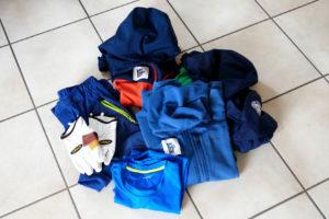 Il vestiario per una salita di alpinismo classico
