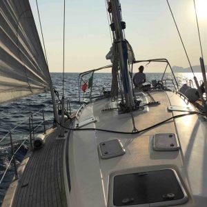 Selvaggio Blu Trek&Sail - Betelgeuse, in navigazione