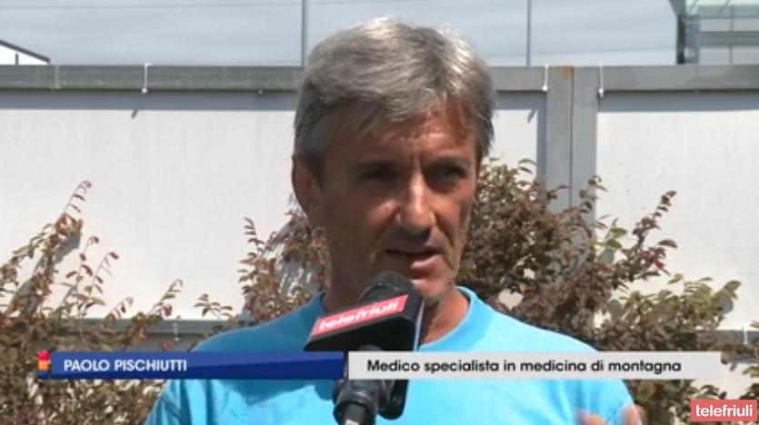 Dott. Paolo Pischiutti - specialista in medicina di montagna