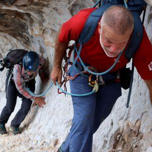 Selvaggio Blu Trek&Sail - arrivando a Cala Mudaloru