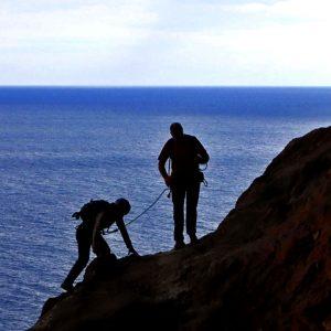 Selvaggio Blu Trek&Sail - i grottoni di Mudaloru