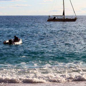 Selvaggio Blu Trek&Sail - Ancora a Cala Biriola