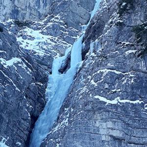 Biele Furlane in Val Saisera