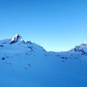 Il ghiacciaio del Gran Paradiso