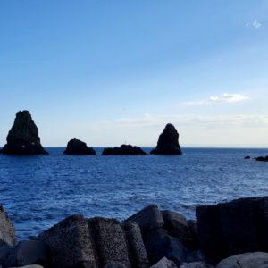 Acitrezza e Acireale in Sicilia