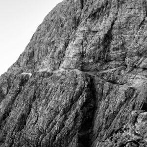 Alpi Giulie - Gola NordEst - Jof Fuart - La cengia degli Dei