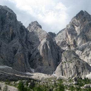 Alpi Giulie - Gola NordEst - Jof Fuart - Pareti nord