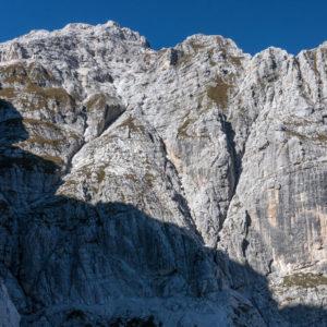 Alpi Giulie - Gola NordEst - Jof Fuart - Parte alta