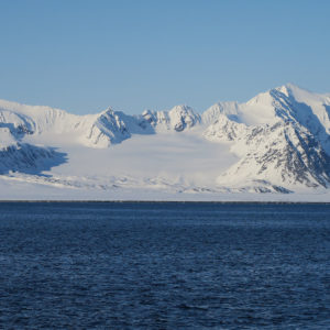 Looks like the peaks are waiting to be skied, Spitsbergen @ Massimo Candolini